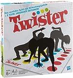 Twister, Geschicklichkeitsspiel für Kinder & Erwachsene, Familienspiel, Partyspiel, lustiges Spiel für Kindergeburtstage, 2-4 Personen, ab 6 Jahren