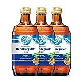 Dr. Niedermaier Rechtsregulat® Bio I enthält natürliches Vitamin C I Immunsystem stärken I fermentierte Enzyme für eine biologische, rein pflanzliche Immunregulierung I 3x 350ml (3er Pack)