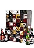 Adventskalender mit 24 Bieren aus aller Welt (24 x 0.33L) I besonderes Adventsgeschenk für Bierliebhaber inkl. Geschenkbox I Geschenkidee für Freund Freundin Vater Mann