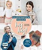 hej hej! Skandinavisch häkeln für Groß und Klein: Doppelt hyggelig: 2 Bücher im Schuber