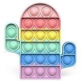 bumpli® Pop It für Kinder und Erwachsene - Pop's - DAS ORIGINAL - Ideal als Anti-Stress-Spielzeug