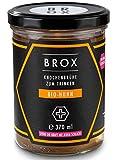 BROX Knochenbrühe BIO-Huhn (6x370ml) - 100% Bio - Kollagen, Protein, Gelatine - 18 Stunden gekocht - Das ursprünglichste Superfood!