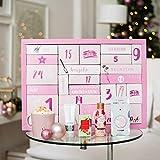 PinkBox Beauty Adventskalender 2020 | Adventskalender für Frauen & Mädchen mit 24 tollen Beautyprodukte im Wert von über 180€