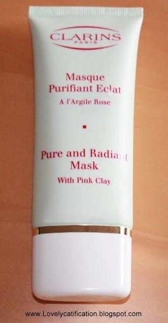 Clarins Masque Purifiant Eclat