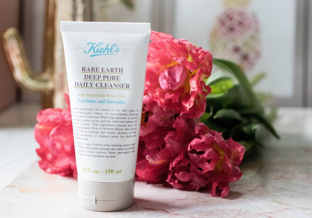 Kiehls Rare Earth Deep Pore Daily Cleanser