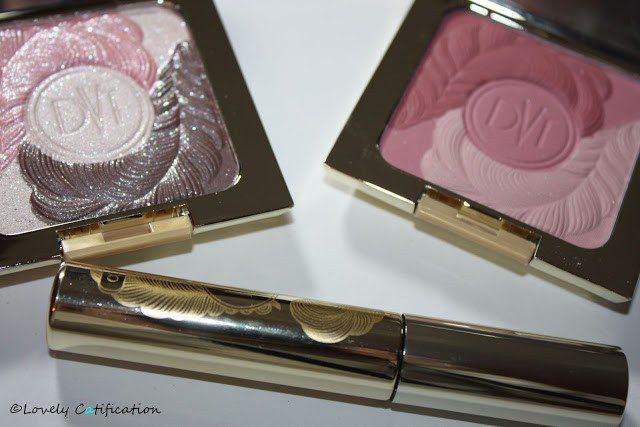 Artdeco - Dita von Teese Golden Vintage Swatches