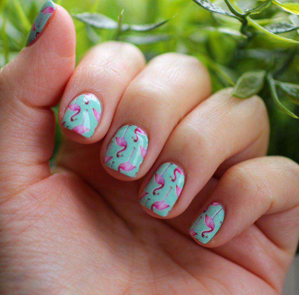 Miss Sophie's - Pink Flamingo