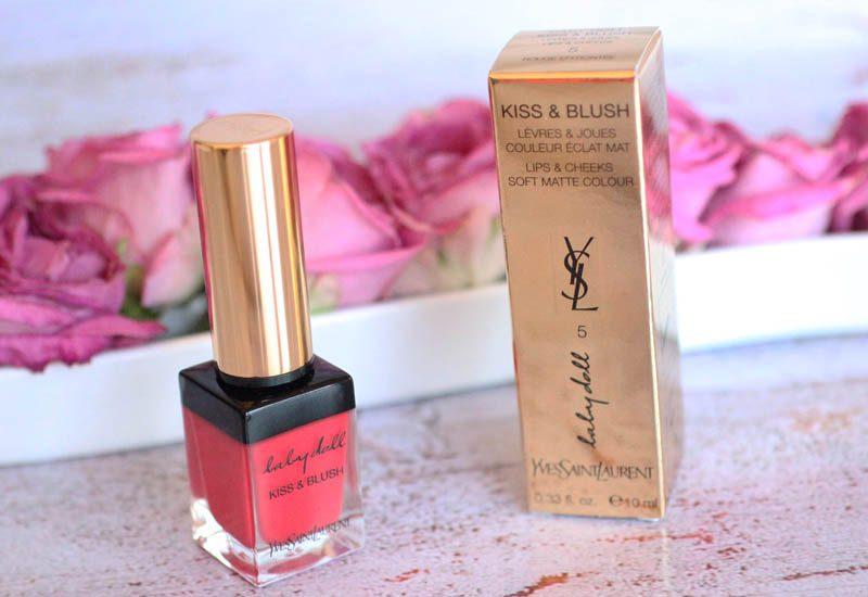 Kiss and Blush