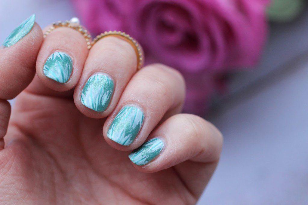 Nail Art Palm