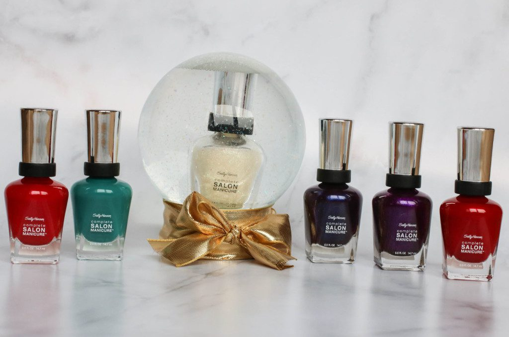 Sally Hansen Holiday Collection