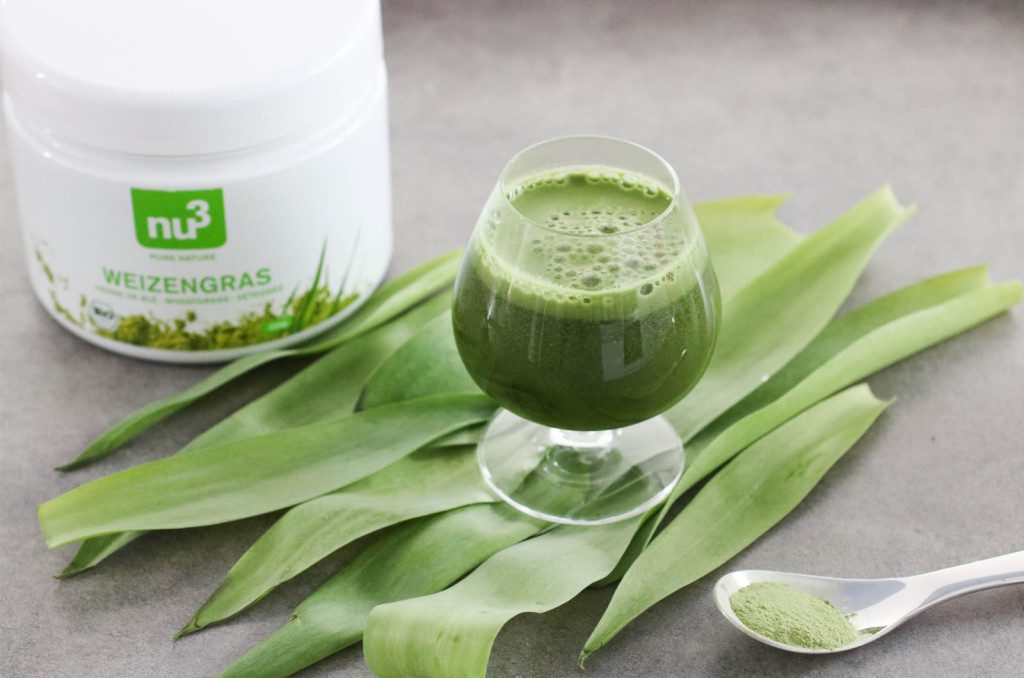Grüne Rezepte