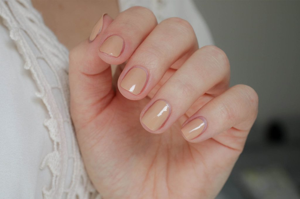 Sally Hansen Nudes for Everyone camelflage
