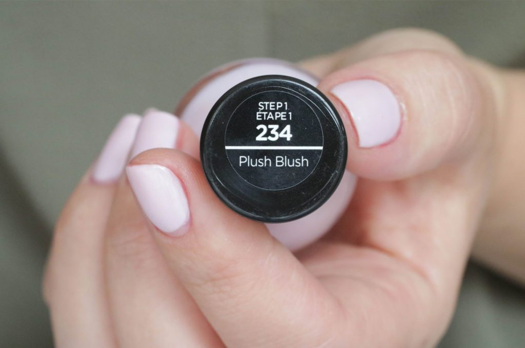 Sally Hansen Royal Splenders Plush Blush2