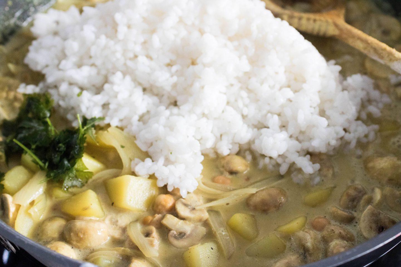 Easy-Kokos-CurryKokos Curry