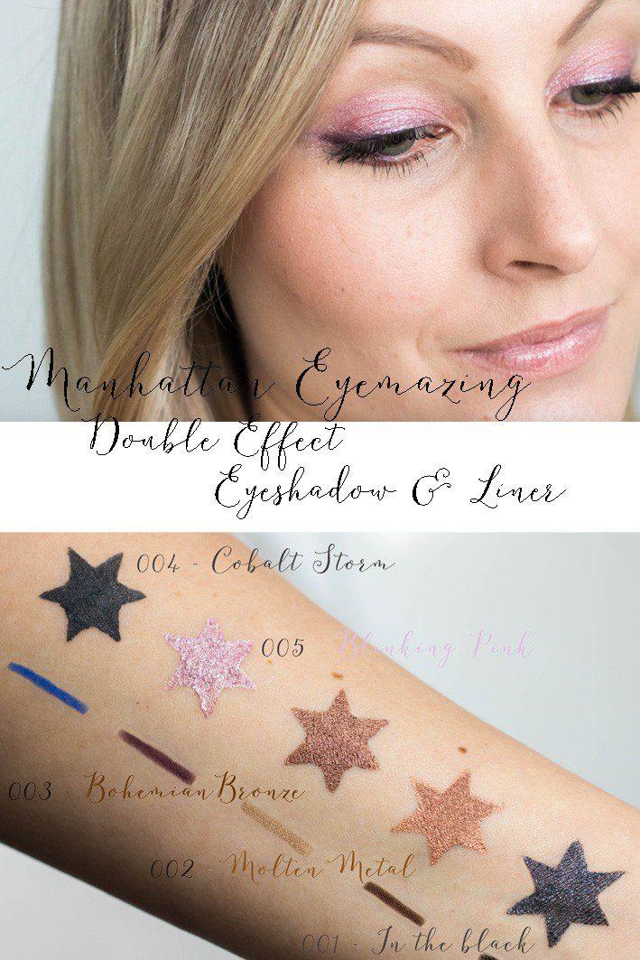 Eyemazing Double Effect Eyeshadow & Liner