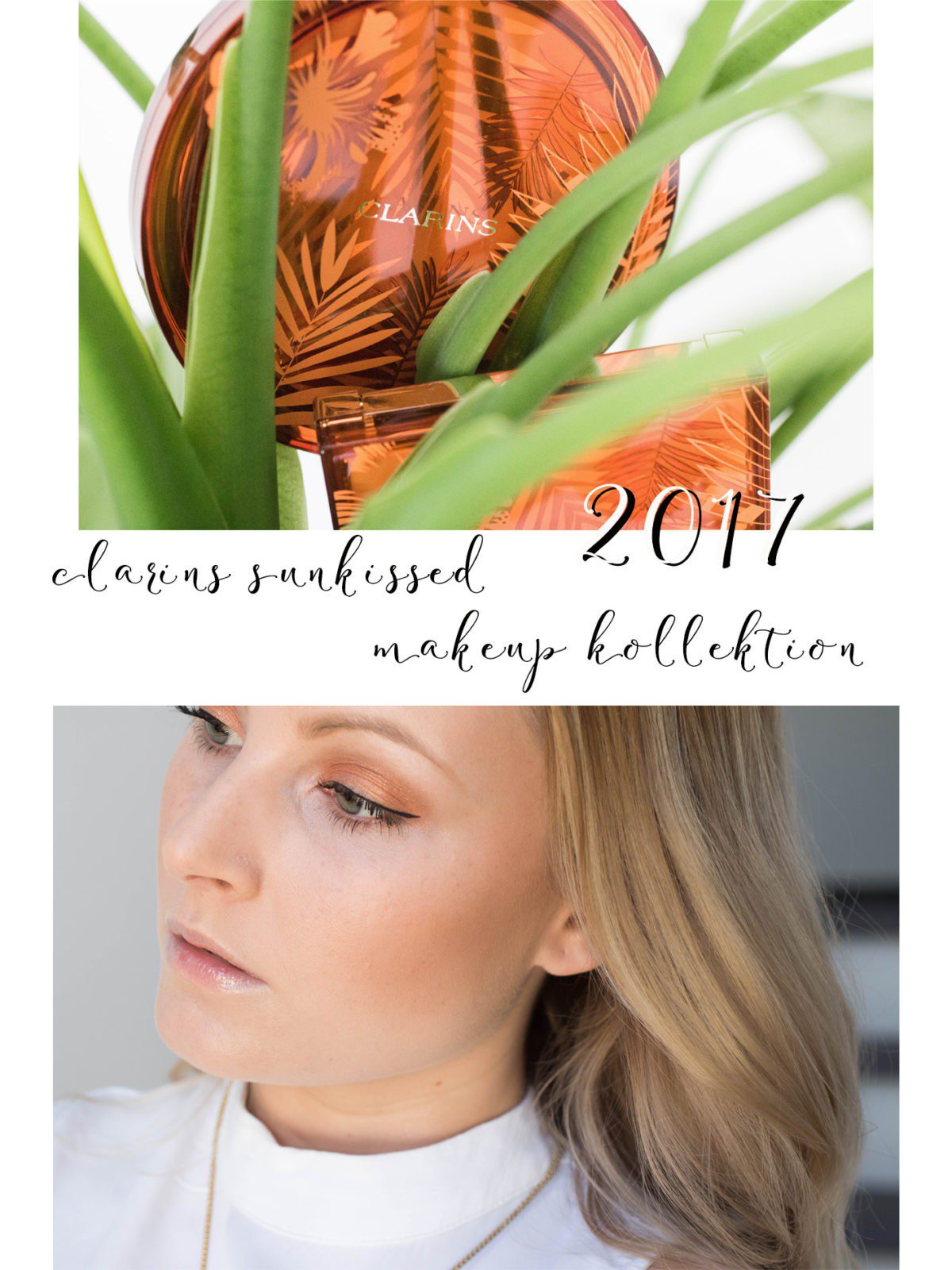 Clarins Sunkissed Makeup Kollektion 2017