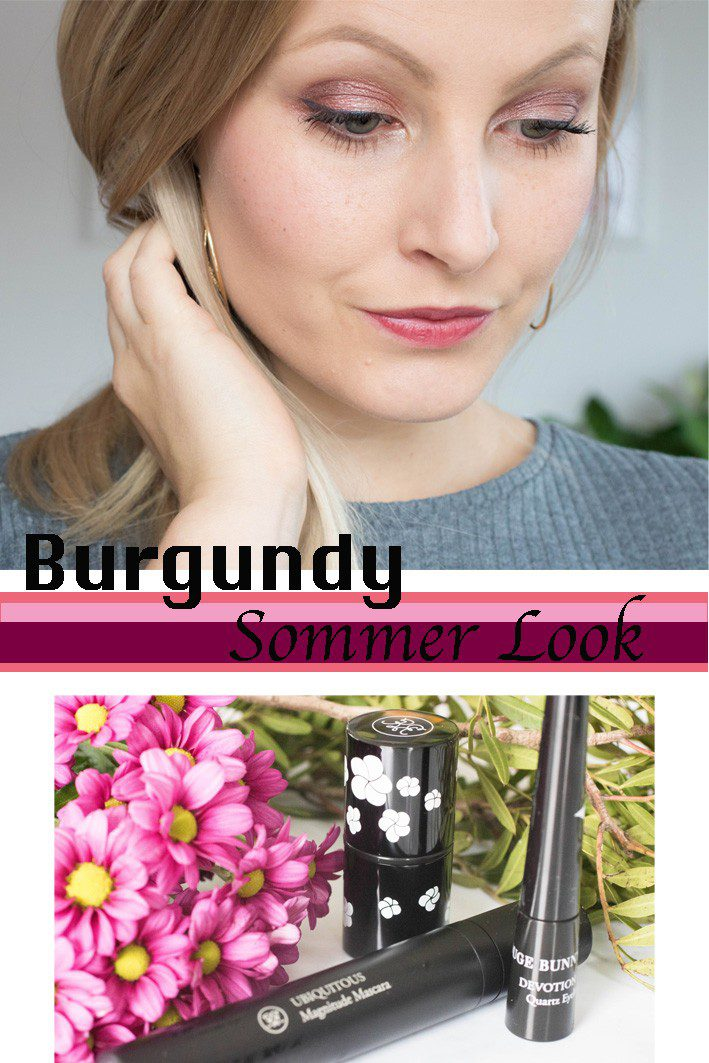 Burgundy Sommerlook