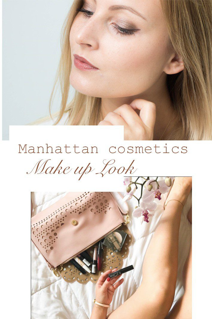 Manhattan cosmetics Make up Look
