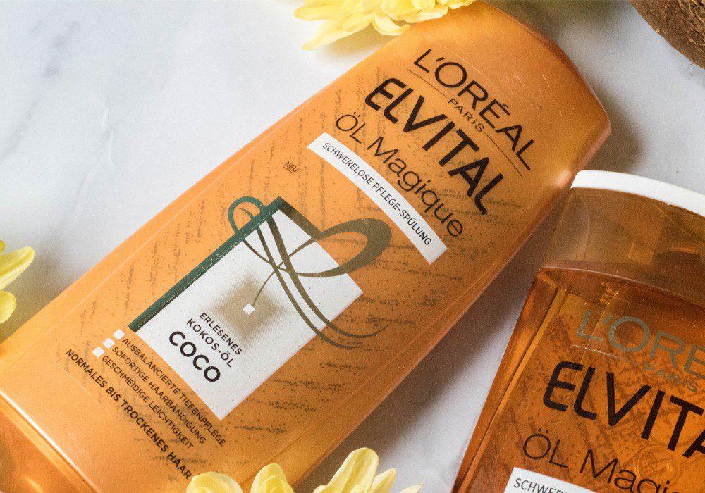 Elvital Öl Magique Coco