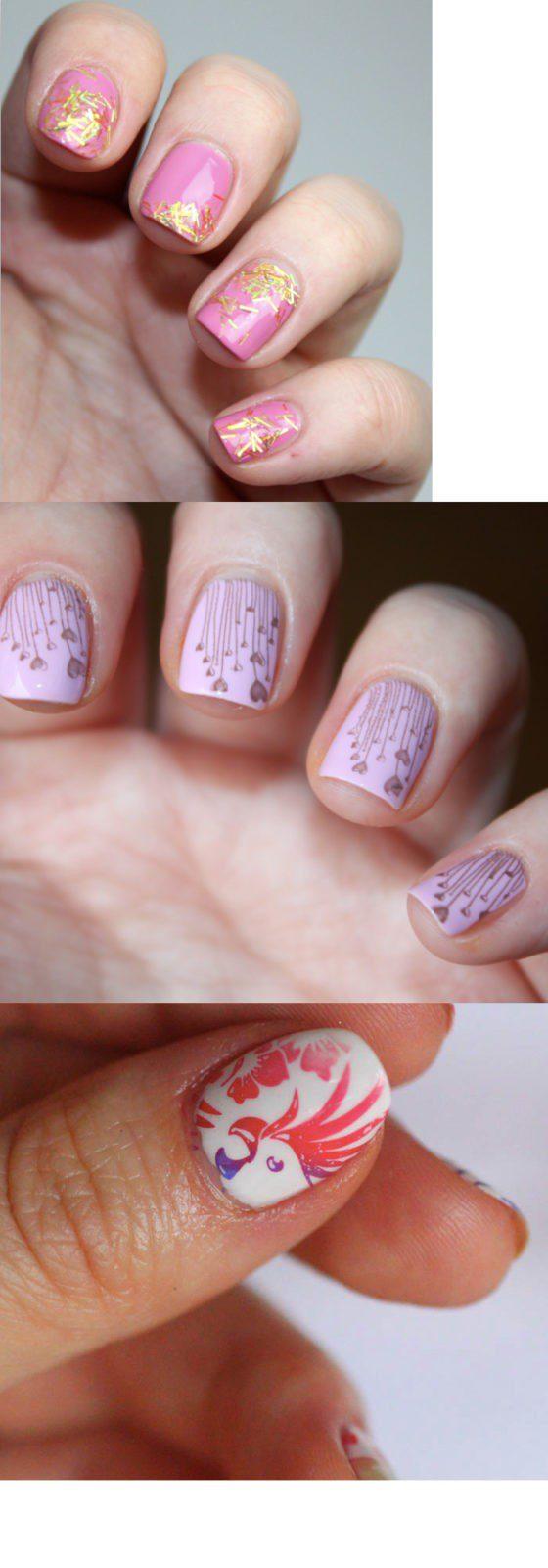 Nail Art Anleitung, Bilder und mehr