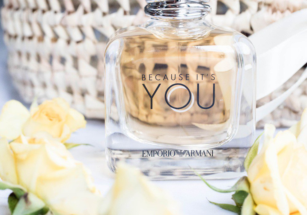 [BEAUTY] Emporio Armani Because Its You