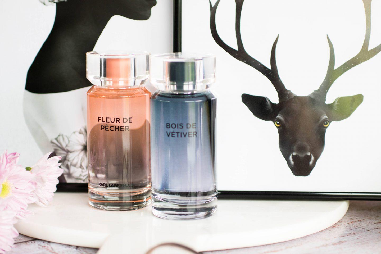 Karl Lagerfeld Les Parfum Fleur de Pecher