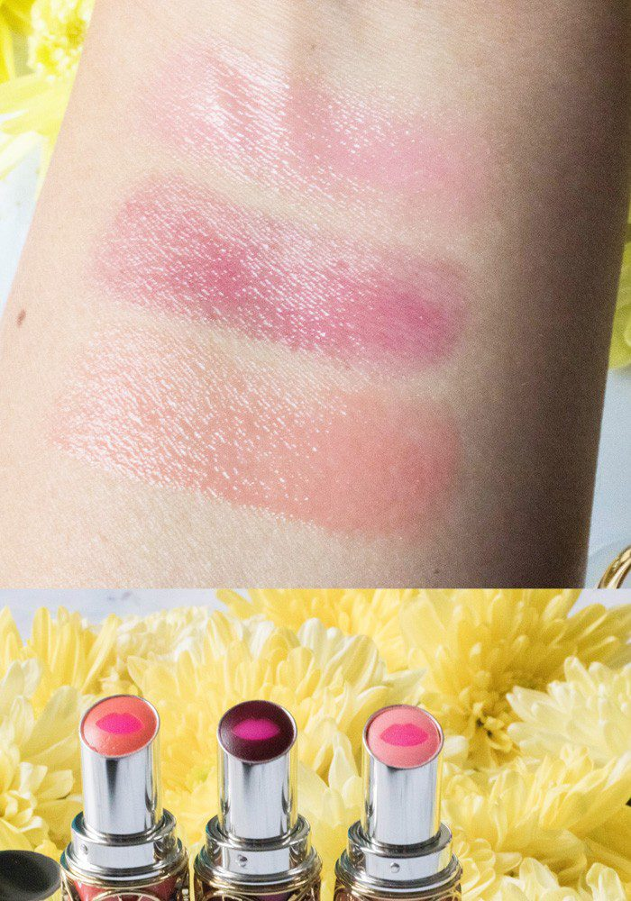 Yves Saint Laurent Volupté Tint in Balm - Lovelycatification