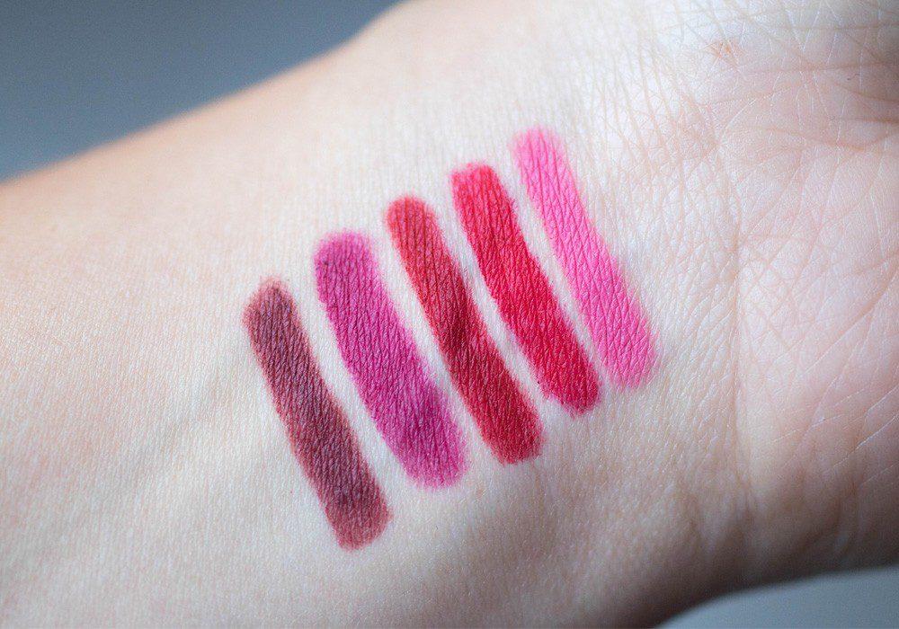 BareMinerals Luxe Shine Lipsticks