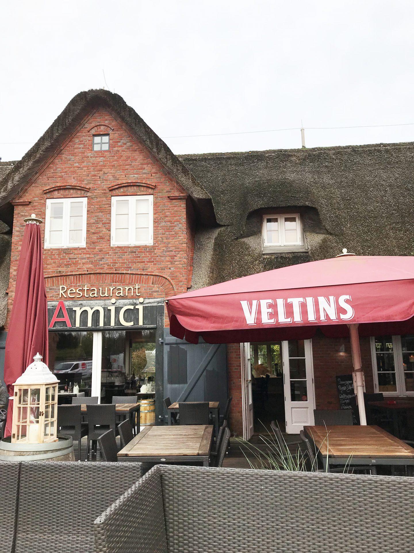 Restaurant Sylt