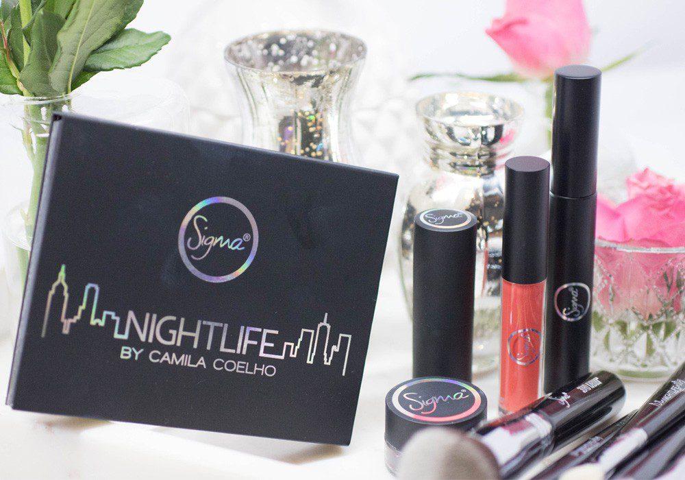 [BEAUTY] Sigma Beauty Nightlife Palette und Pinsel