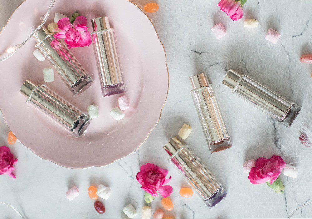 estee lauder pure color love valentines day collection