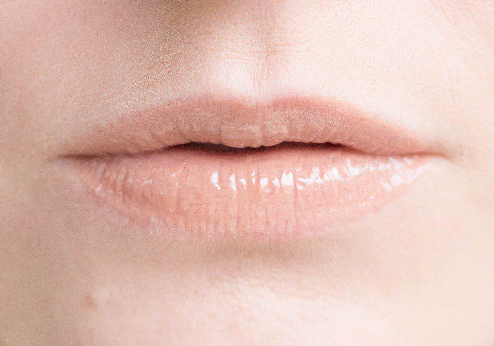 bareMinerals Gen Nude Patent Lip Lacquer und Powder Blush