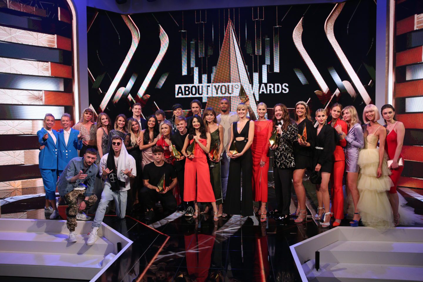 About You Blogger Awards 2018