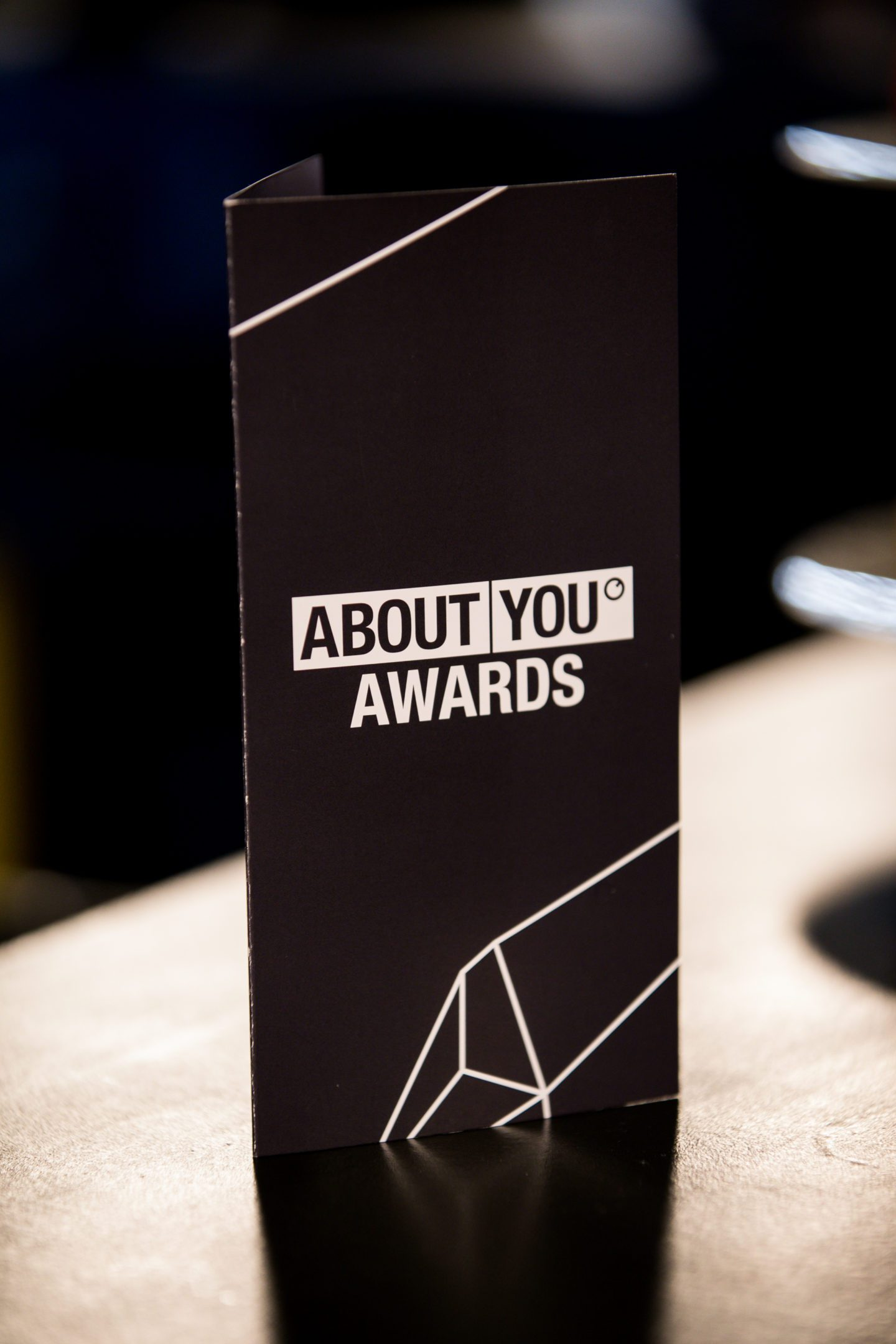 About You Blogger Award 2018