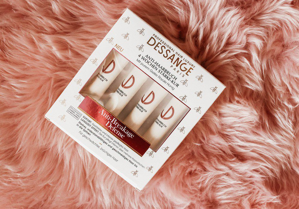 Dessange Anti-Breakage Defense