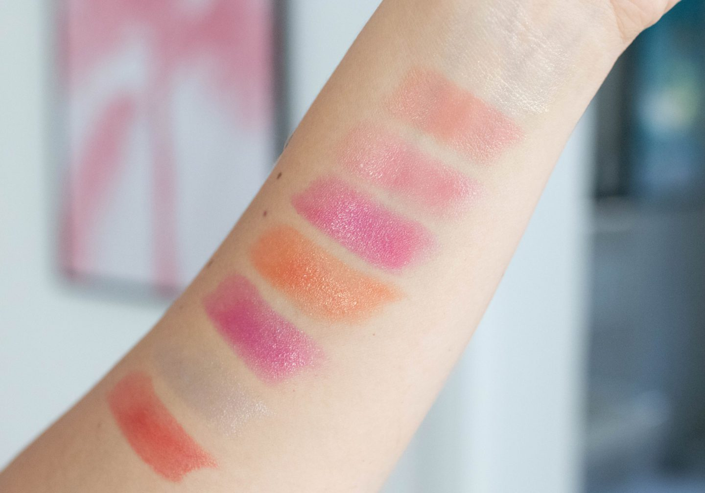 L'OREAL Color Riche Plump & Shine Lippenstift Swatches