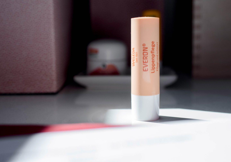 bedenkenlose Lippenpflege von Weleda