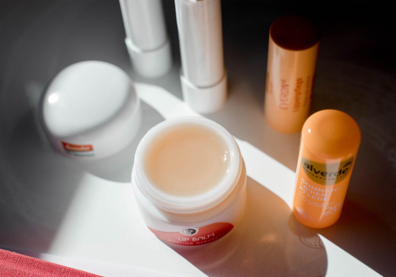 Lippenpflegeprodukte