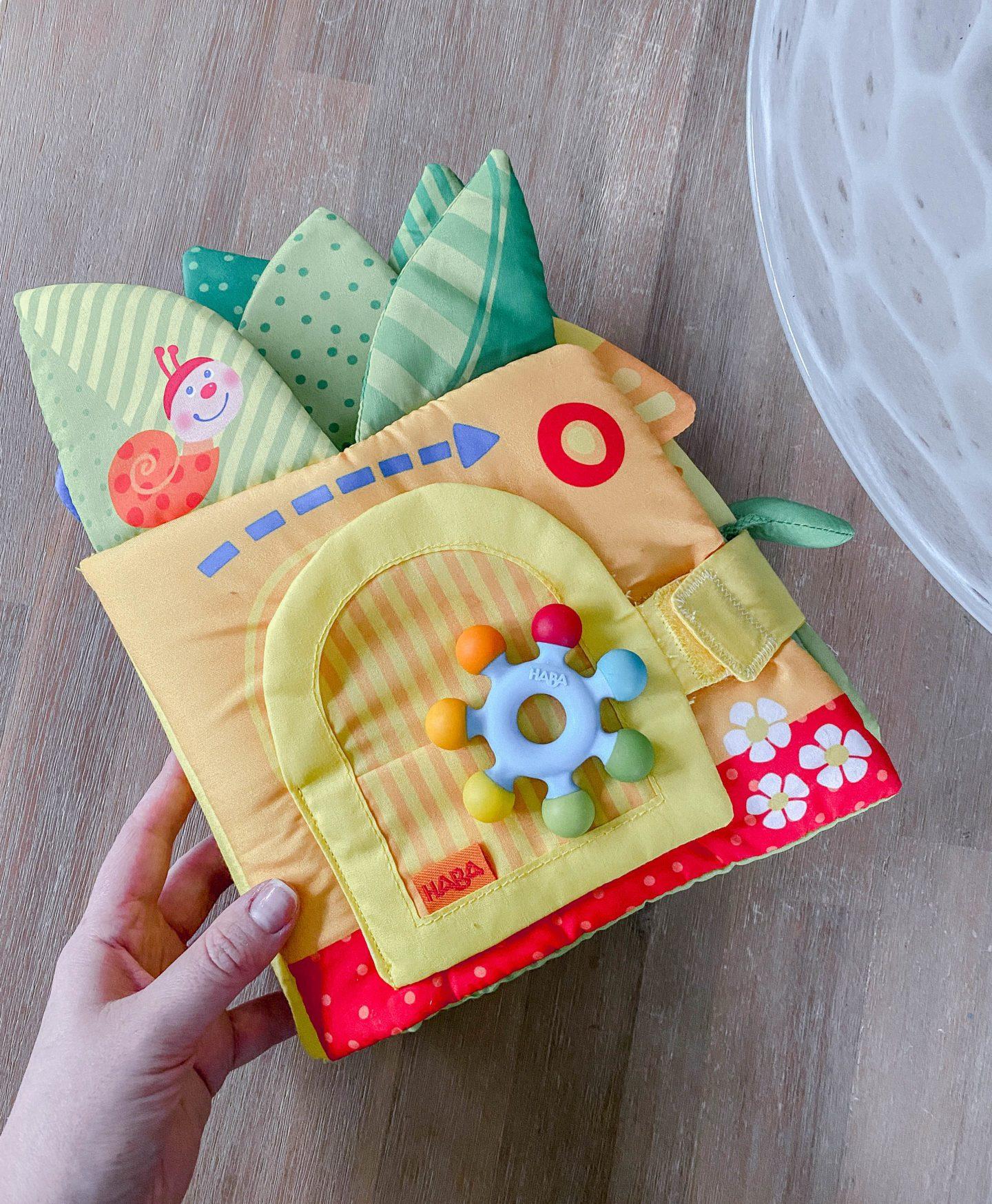 Spielsachen für Baby 3 Monate